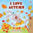 I Love Autumn: Fall children's book (I Love To...) Cover Image