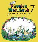 Jolly Phonics Workbook 7qu, Ou, Oi, Ue, Er, AR Cover Image