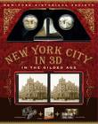 New-York Historical Society New York City in 3D In The Gilded Age: A Book Plus Stereoscopic Viewer and 50 3D Photos from the Turn of the Century Cover Image