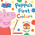 Peppa's First Colors (Peppa Pig) Cover Image