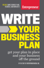 Write Your Business Plan Cover Image