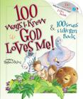 100 Ways to Know God Loves Me, 100 Songs to Love Him Back Cover Image
