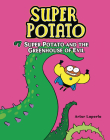 Super Potato and the Greenhouse of Evil: Book 7 Cover Image