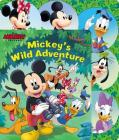 Disney Mickey Mouse: Mickey's Wild Adventure (Sliding Tab) Cover Image