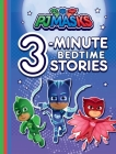 PJ Masks 3-Minute Bedtime Stories Cover Image
