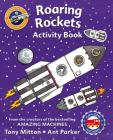 Amazing Machines Roaring Rockets Activity Book Cover Image