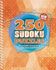 250 Sudoku Puzzles Cover Image