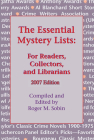 The Essential Mystery Lists: For Readers, Collectors, and Librarians Cover Image