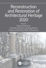 Reconstruction and Restoration of Architectural Heritage Cover Image