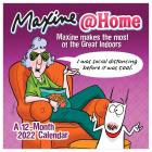 Cal 2022- Maxine at Home Wall Cover Image
