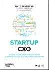 Startup Cxo: A Field Guide to Scaling Up Your Company's Critical Functions and Teams Cover Image
