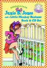 Junie B. Jones and a Little Monkey Business Book & CD Set Cover Image
