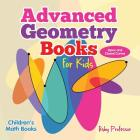 Advanced Geometry Books for Kids - Open and Closed Curves - Children's Math Books Cover Image