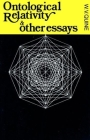 Ontological Relativity and Other Essays (John Dewey Essays in Philosophy) Cover Image