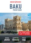 Insight Guides Pocket Baku (Travel Guide with Free Ebook) (Insight Pocket Guides) Cover Image