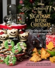 The  Nightmare Before Christmas Cookbook & Entertaining Guide Cover Image