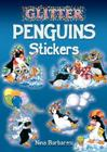 Glitter Penguins Stickers (Dover Little Activity Books Stickers) Cover Image