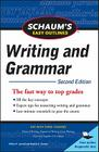 Schaum's Easy Outlines: Writing and Grammar Cover Image