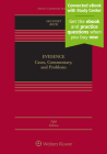 Evidence: Cases, Commentary, and Problems [Connected eBook with Study Center] (Aspen Casebook) Cover Image