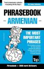 Armenian phrasebook Cover Image