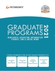 Graduate Programs in Business, Education, Information Studies, Law & Social Work 2021 Cover Image