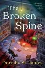 The Broken Spine (A Beloved Bookroom Mystery #1) Cover Image