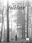 Taylor Swift - Folklore: Easy Piano Songbook with Lyrics Cover Image