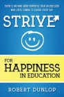 Strive for Happiness in Education Cover Image