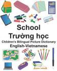 English-Vietnamese School Children's Bilingual Picture Dictionary Cover Image