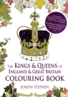The Kings and Queens of England and Great Britain Colouring Book Cover Image