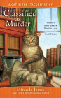 Classified as Murder (Cat in the Stacks Mystery #2) Cover Image
