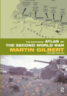 The Routledge Atlas of the Second World War (Routledge Historical Atlases) Cover Image