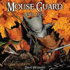 Mouse Guard Volume 1: Fall 1152 Cover Image