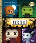 Universal Monsters Little Golden Book (Funko Pop!) Cover Image