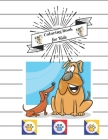 Coloring Book for Kids: Lovable Dogs Coloring Book for Toddlers & Kids Ages 2, 3, 4 & 5 Cover Image
