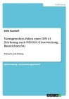 Normgerechtes Falten Einer Din A1 Zeichnung Nach Din 824 (Unterweisung Bauzeichner/In) Cover Image
