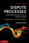 Dispute Processes (Law in Context) Cover Image