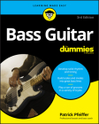 Bass Guitar for Dummies Cover Image