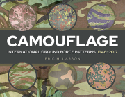 Camouflage: International Ground Force Patterns, 1946-2017 Cover Image
