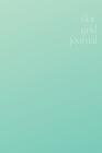 Dot Grid Journal: 6