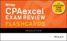 Wiley's CPA Jan 2022 Flashcards: Regulation Cover Image