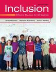 Inclusion: Effective Practices for All Students Plus Myeducationlab with Pearson Etext -- Access Card Package Cover Image