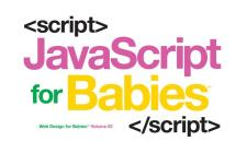 JavaScript for Babies (Code Babies) Cover Image
