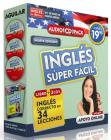 Inglés en 100 días - Inglés súper fácil (Audiopack) / English in 100 Days - Very Easy English Audio Pack Cover Image