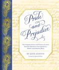 Pride and Prejudice: The Complete Novel, with Nineteen Letters from the Characters' Correspondence, Written and Folded by Hand Cover Image