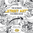 The Ultimate Street Art Coloring Book: Lite Edition Cover Image