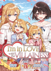 I'm in Love with the Villainess (Light Novel) Vol. 3 Cover Image