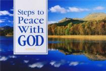 Steps to Peace with God: Scenic Version Cover Image