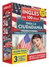 Curso de Inglés en 100 días para la ciudadanía / Prepare for Citizenship with English in 100 Days for Citizenship Audio Pack: Curso acelerado en 100 clases intensivas Cover Image