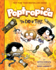 The End of Time (Poptropica Book 4) Cover Image